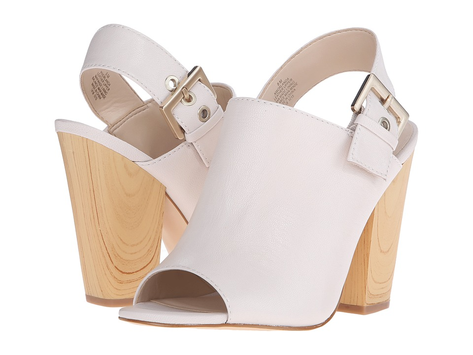Nine West - Orlanda (Off-White Leather) Women's Shoes