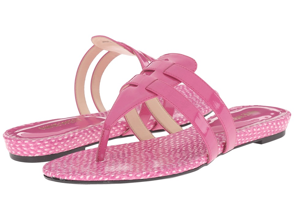 Nine West - Outside3 (Medium Pink Synthetic) Women's Sandals