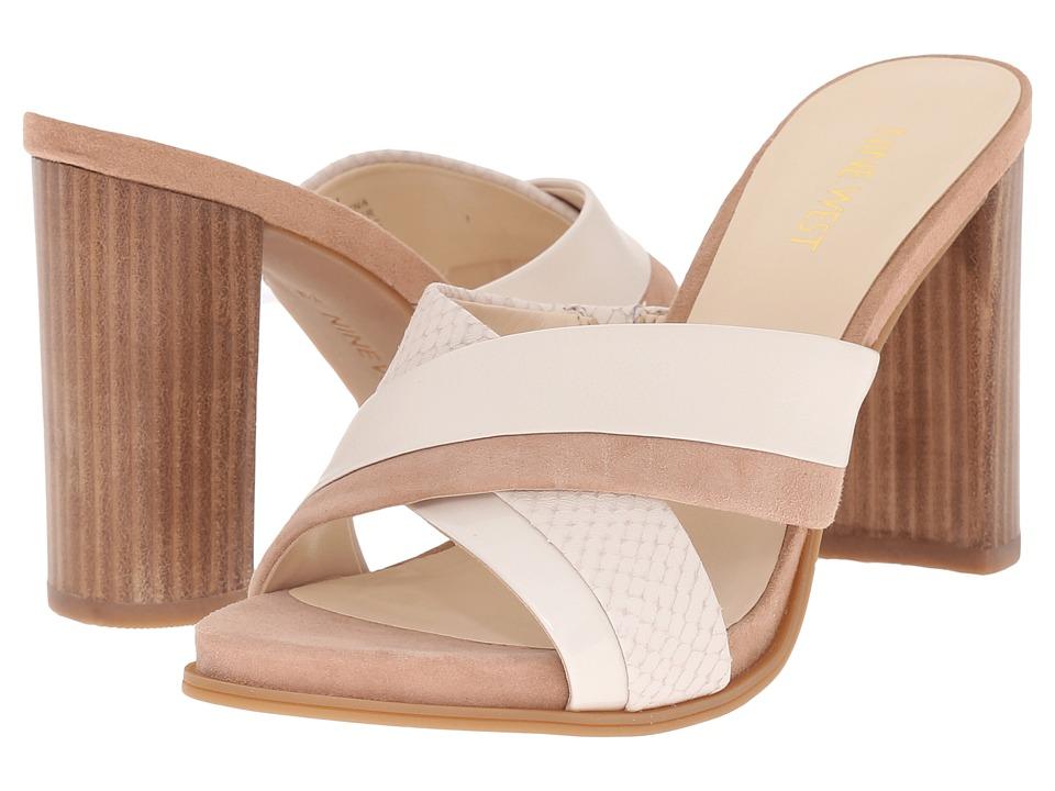 Nine West - Philomyna (Off-White Multi Leather) High Heels