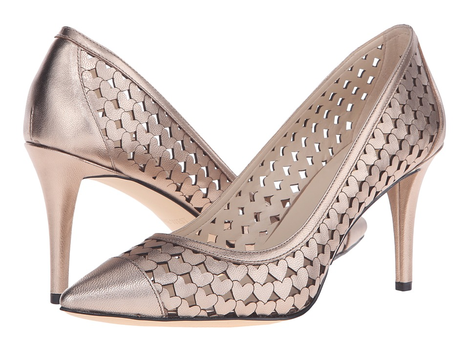 Nine West - Porcupine (Natural Metallic) Women's Shoes