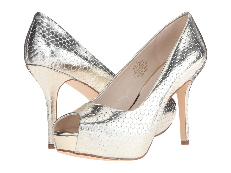 Nine West - Qtpie (Light Gold Metallic 2) Women's Shoes