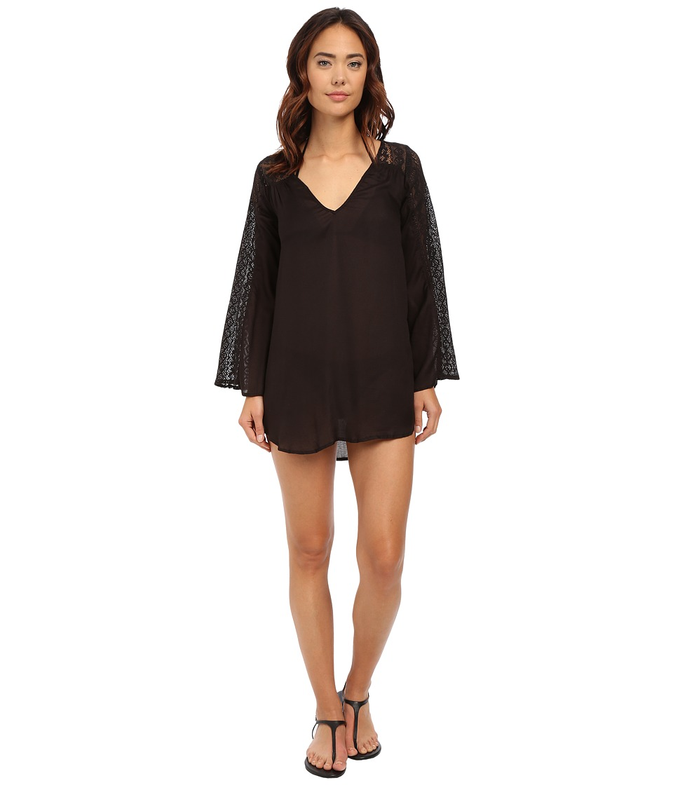 O'Neill - Eva Cover-Up (Black) Women's Swimwear