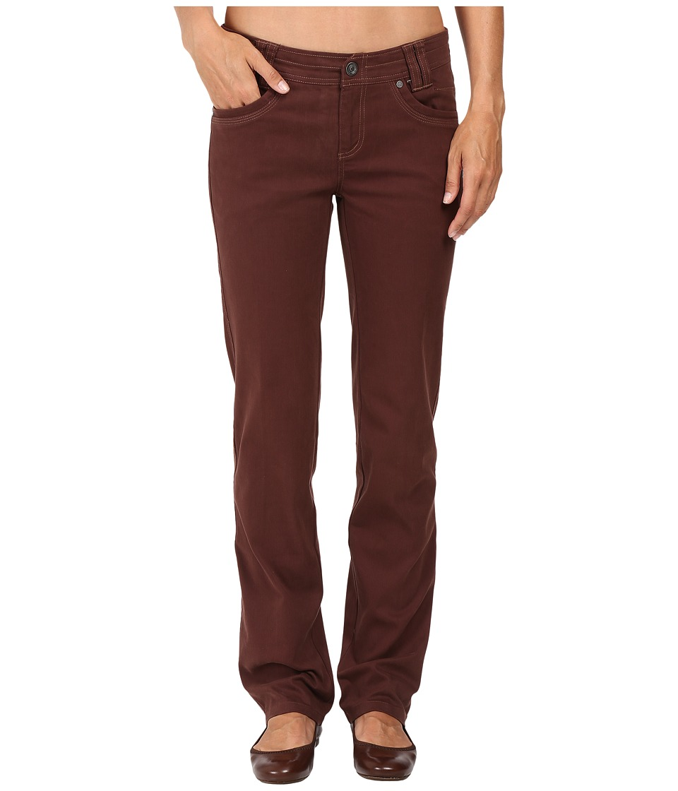 KUHL - Klaudette Pants (Coffee) Women's Casual Pants