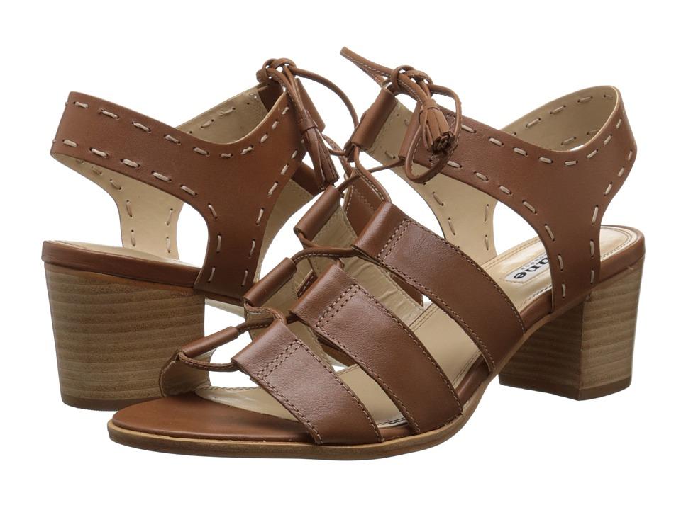 Dune London - Ivanna (Tan Leather) Women's Shoes