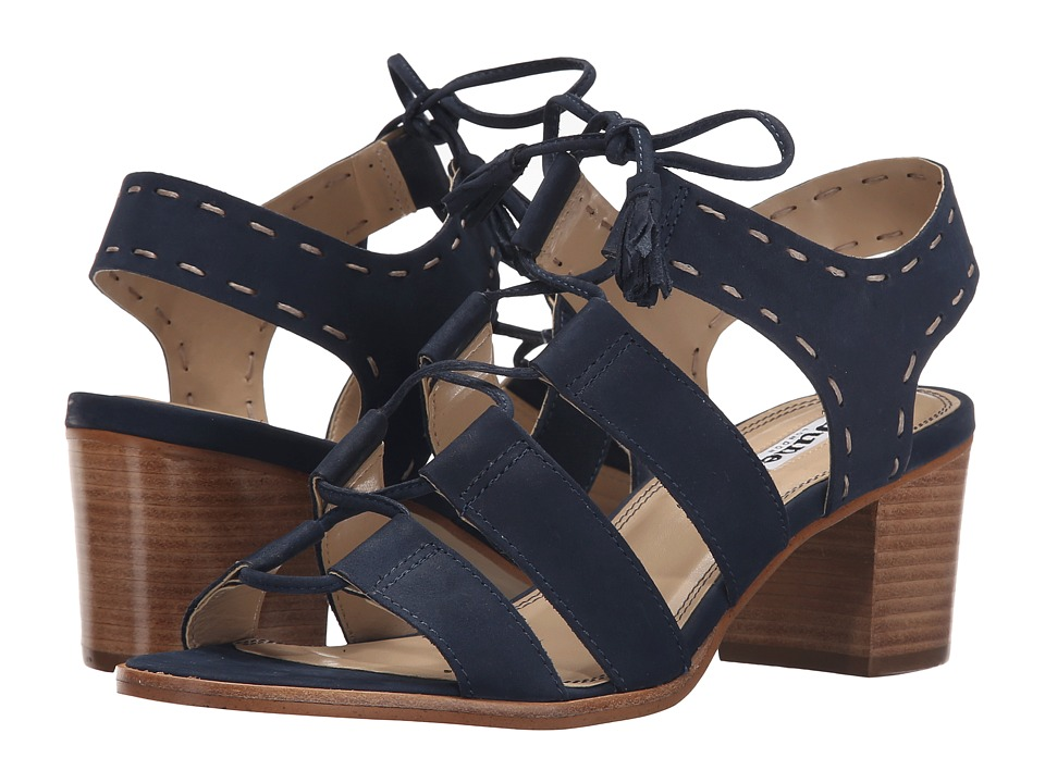 Dune London - Ivanna (Navy Suede) Women