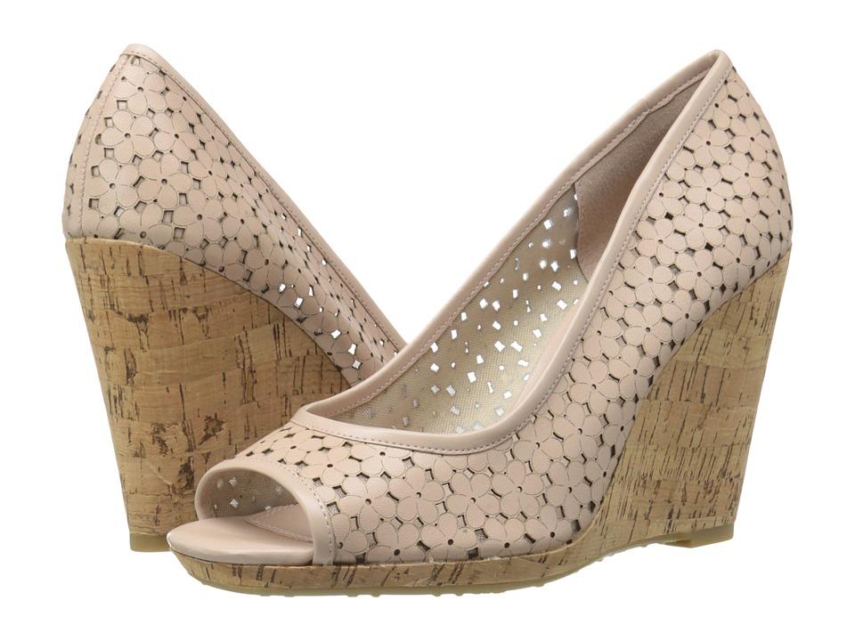 Dune London - Cassie (Blush Leather) Women's Shoes