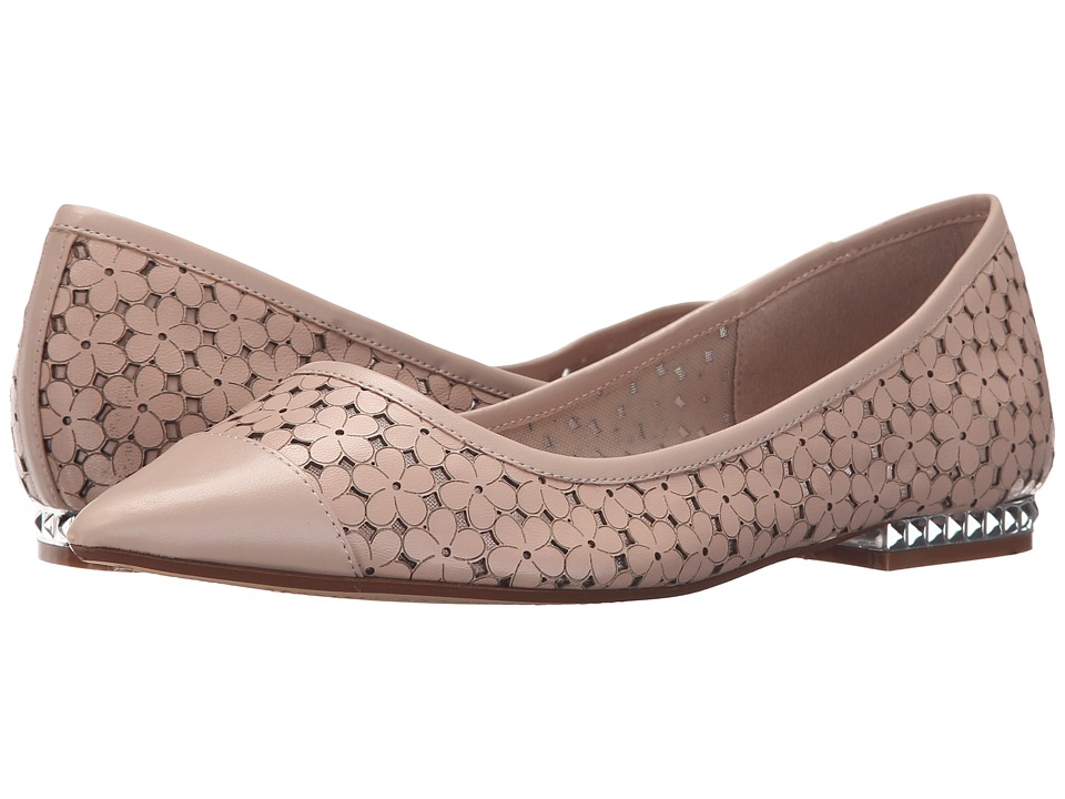 Dune London - Hunnee (Blush Leather) Women's Shoes
