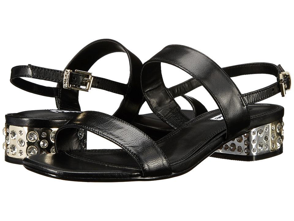 Dune London - Ninah (Black Leather) Women's Shoes