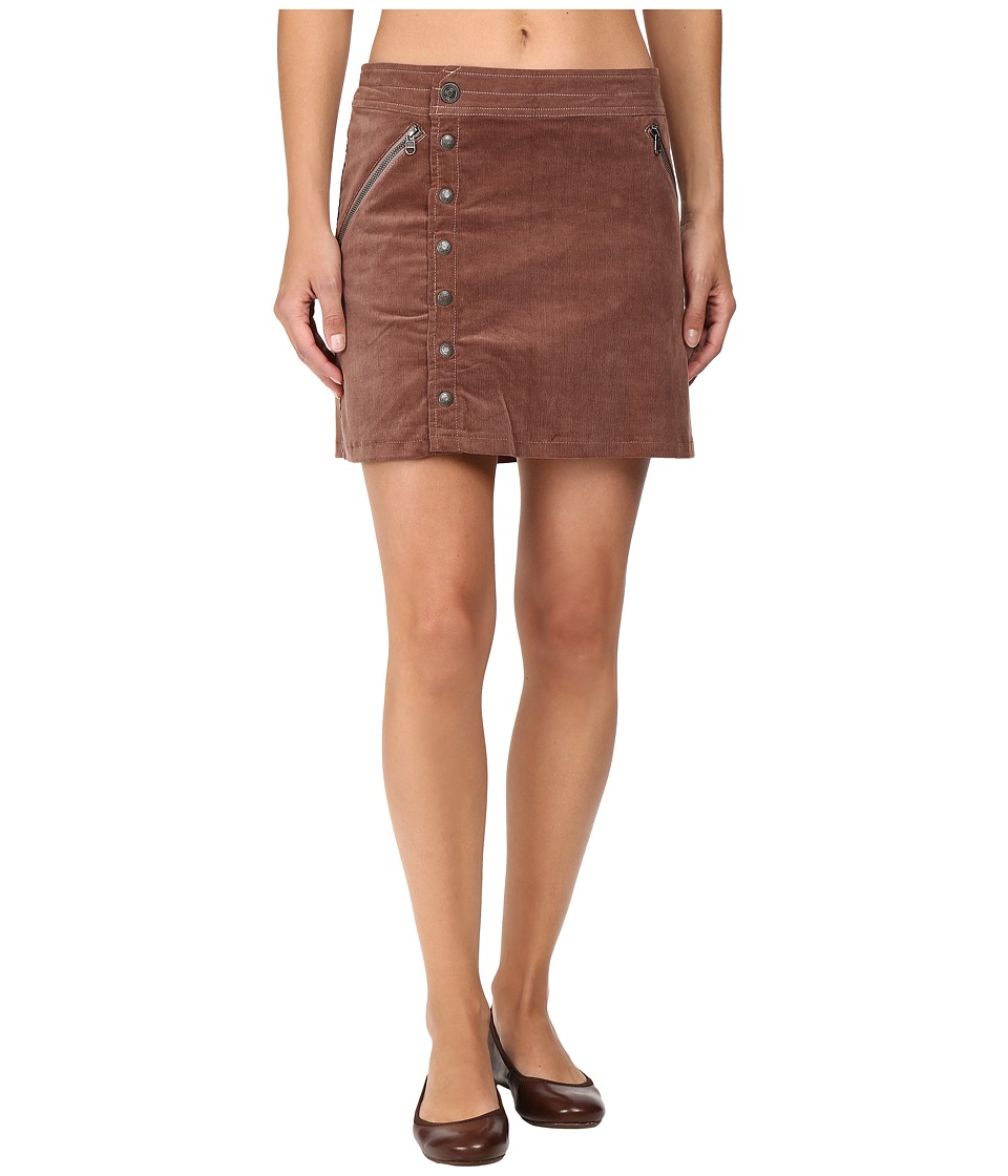 Kuhl - Streamline Skirt (Truffle) Women's Skirt