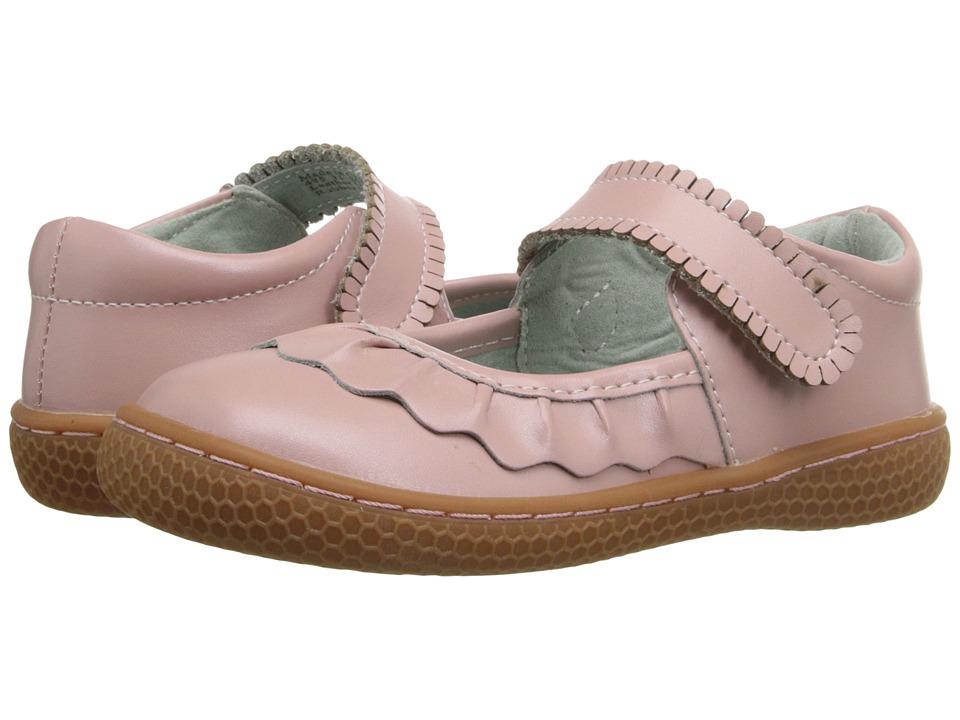 Livie & Luca - Ruche (Toddler/Little Kid) (Rose) Girl's Shoes