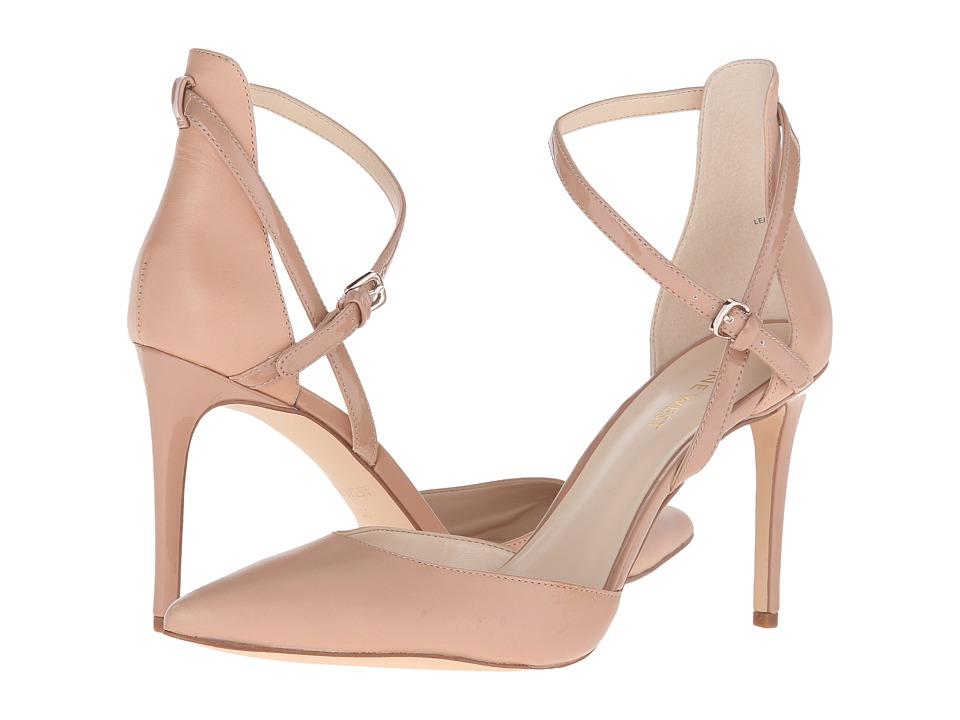 Nine West - Taragon (Natural/Natural Leather) High Heels