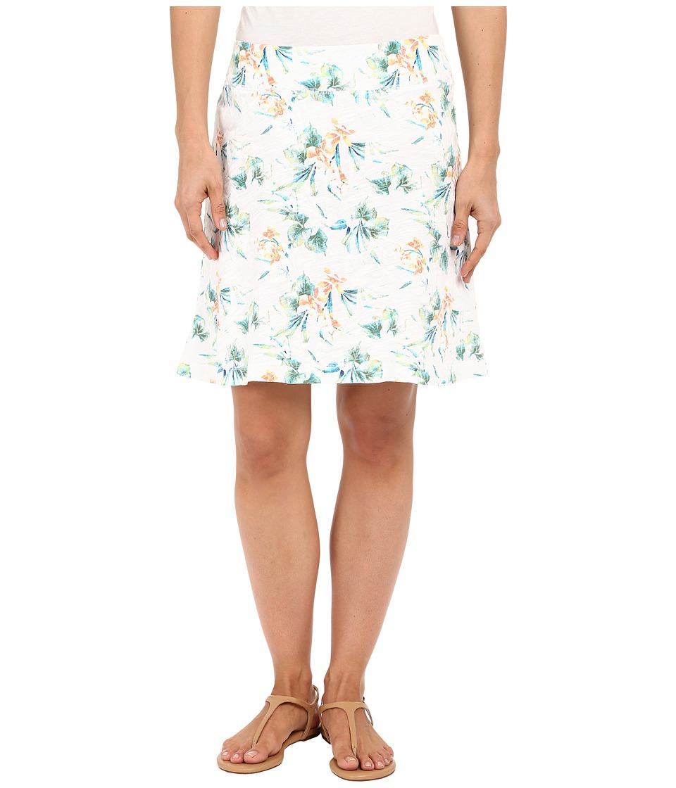Fresh Produce - Paradise Marina Skirt (White) Women's Skirt
