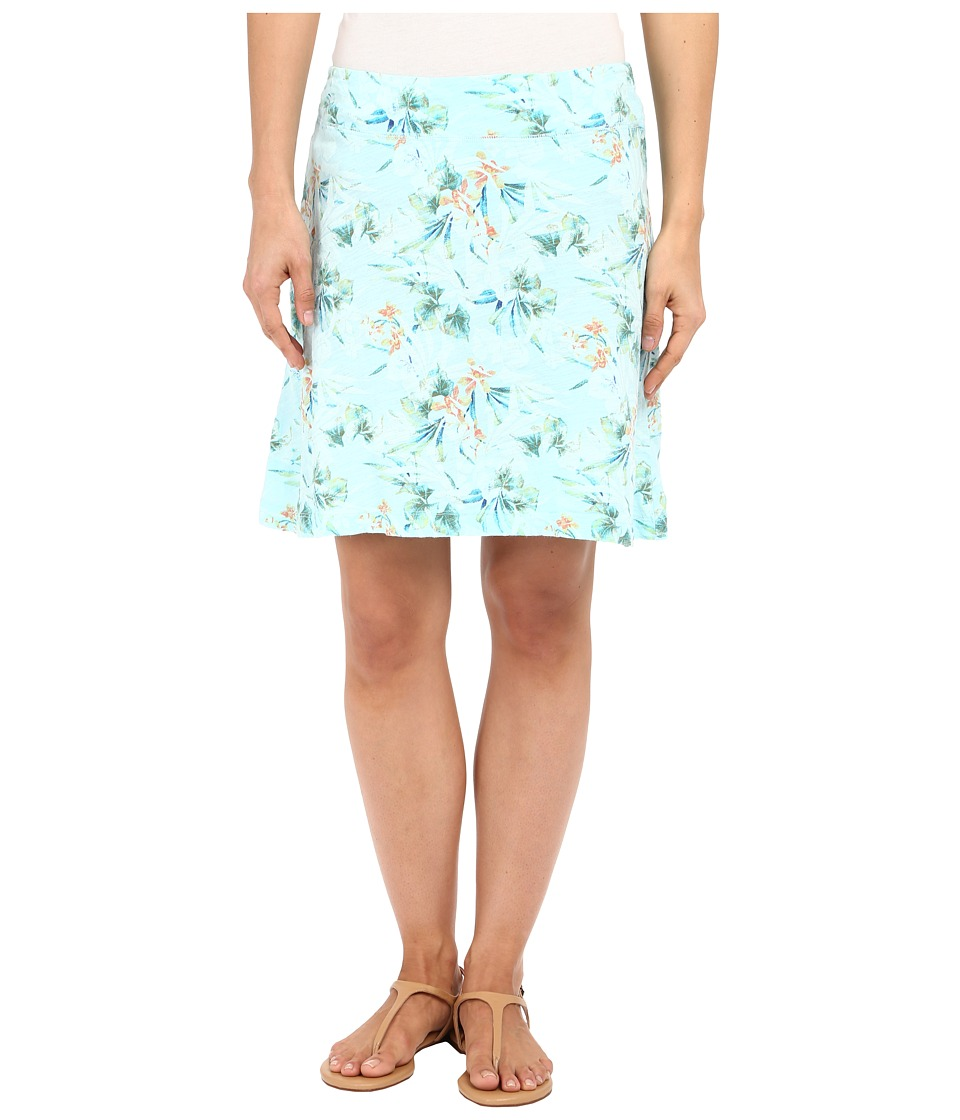 Fresh Produce - Paradise Marina Skirt (Swimming Pool Blue) Women's Skirt