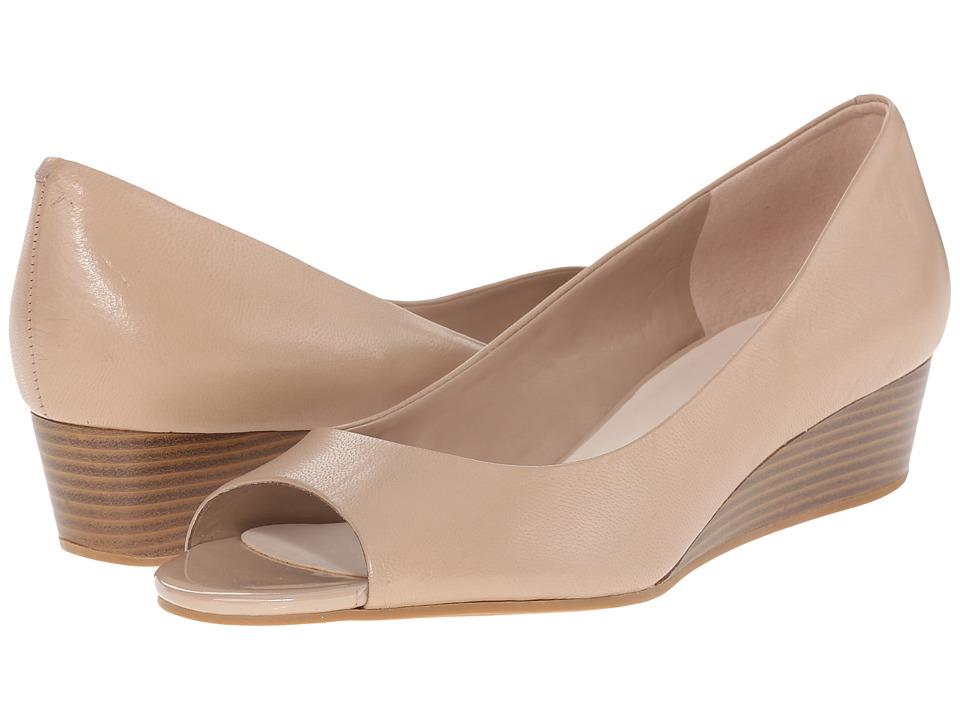 Cole Haan - Elsie Open Toe Wedge II (Maple Sugar) Women's Wedge Shoes