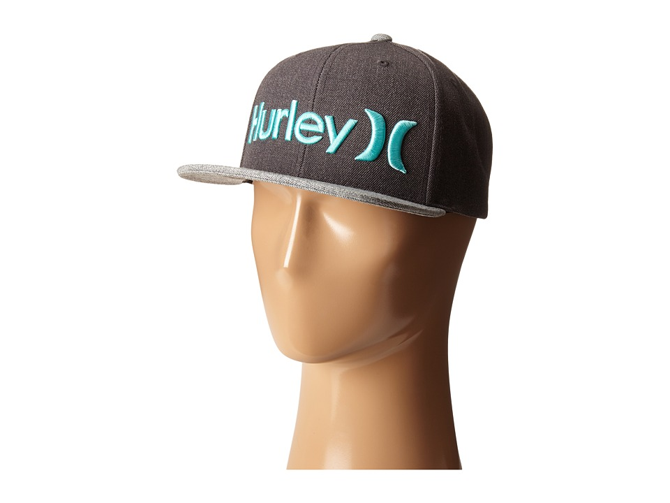 Hurley - One Only Snapback (Hyper Jade) Caps