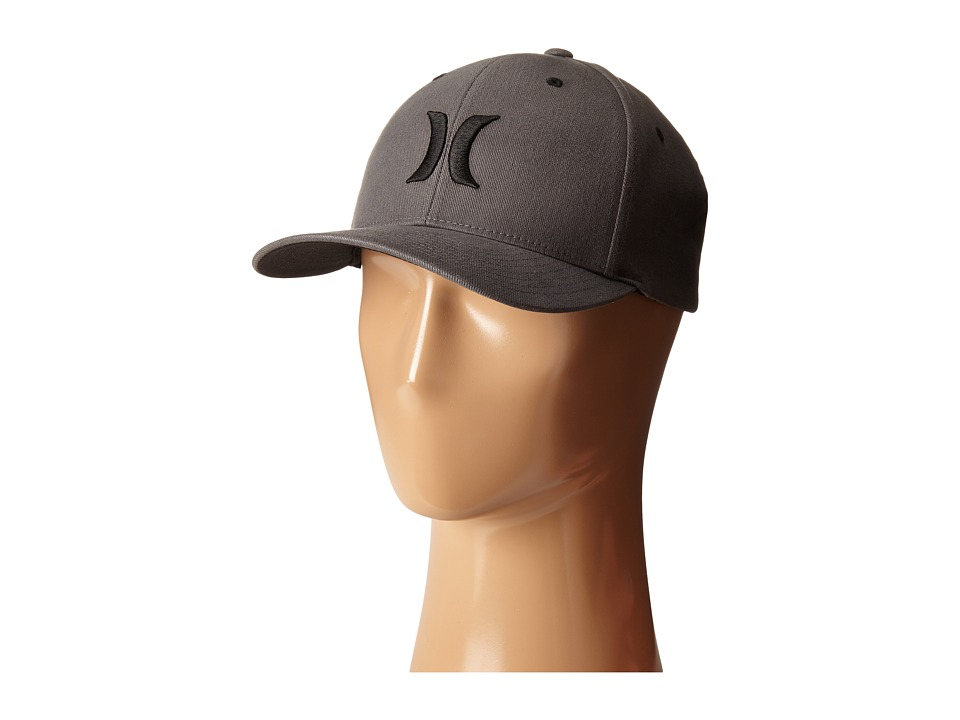 Hurley - One Color (Dark Grey) Caps