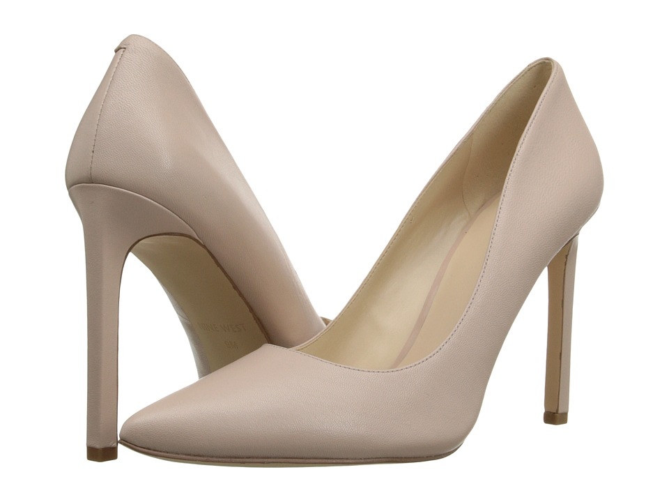 Nine West - Tatiana (Natural Leather 2) High Heels