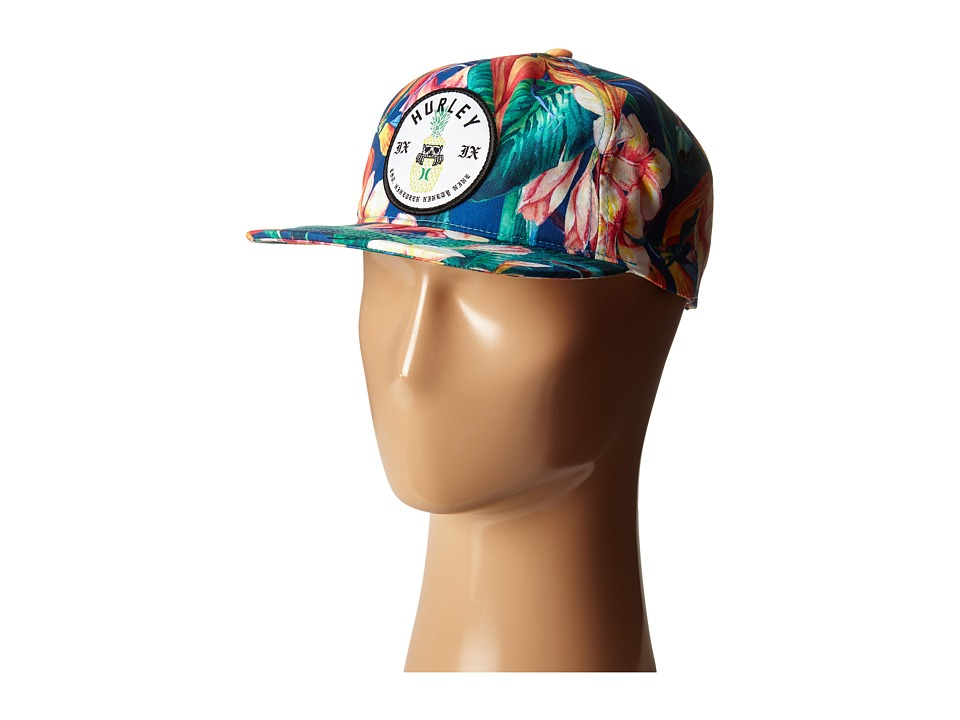 Hurley - Beach Cruiser Hat (Multi) Caps