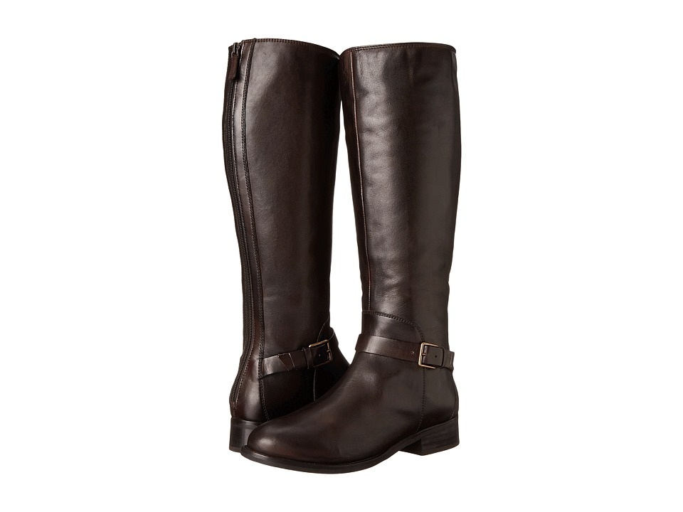Cole Haan Sonna Boot (Chestnut Leather) Women