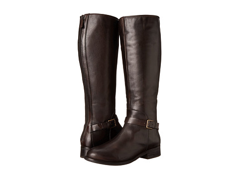 Cole Haan - Sonna Boot (Chestnut Leather) Women's Zip Boots