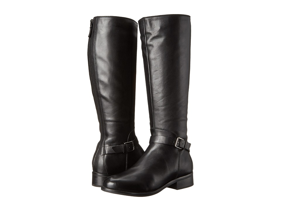Cole Haan Sonna Boot (Black Leather) Women