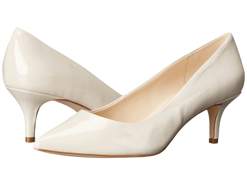 Nine West - Xeena3 (Off-White Synthetic) Women's Shoes