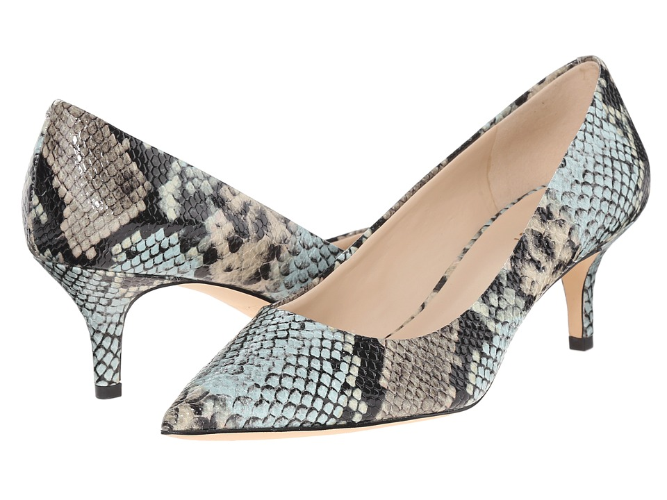 Nine West - Xeena3 (Taupe Multi Synthetic) Women's Shoes