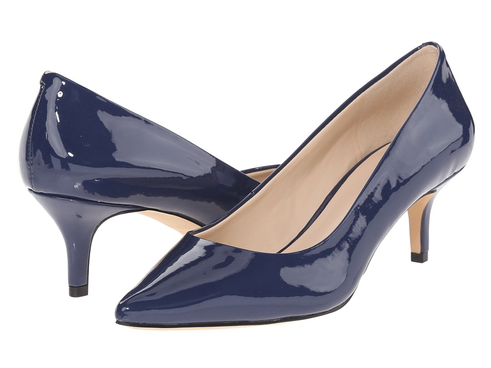 Nine West - Xeena3 (Navy Synthetic) Women's Shoes