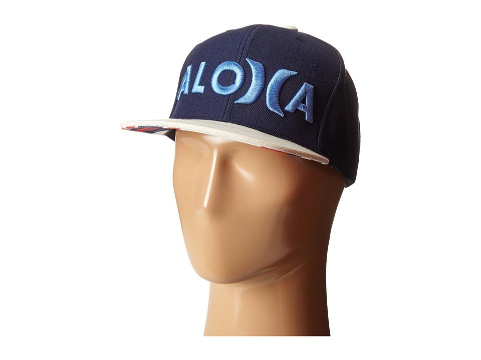 Hurley - Aloha Hat (Obsidian) Caps