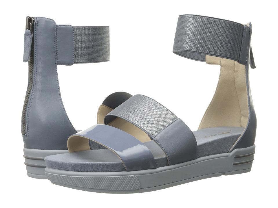 Nine West - Zelena (Medium Blue Multi Leather) Women's Sandals