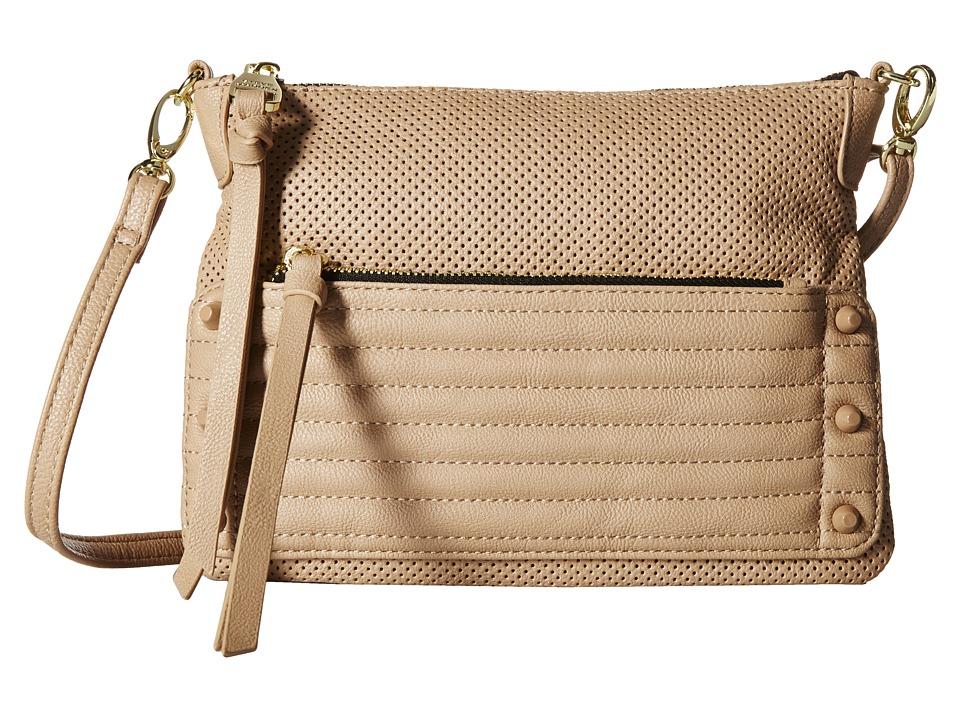 Steve Madden - Bbriana Perf Crossbody (Camel) Cross Body Handbags