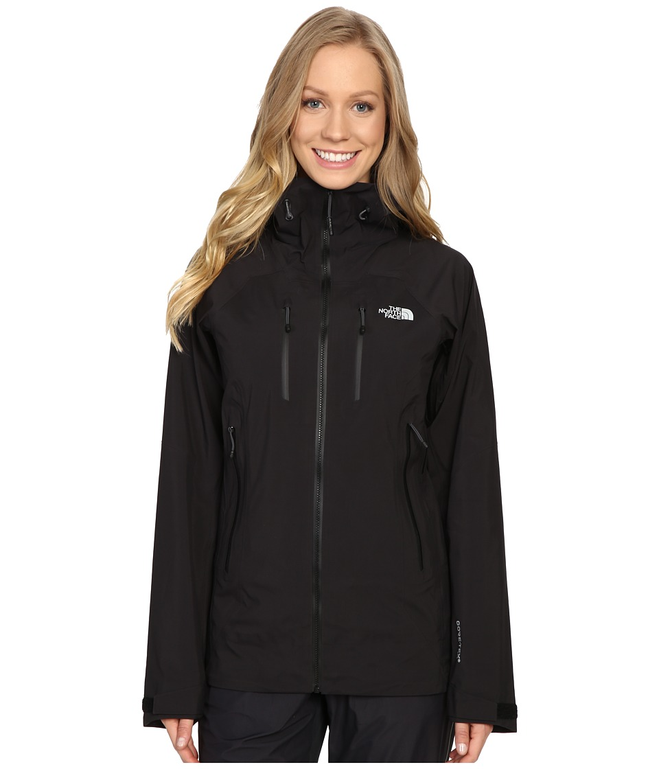 The North Face - Dihedral Shell Jacket (TNF Black) Women's Coat
