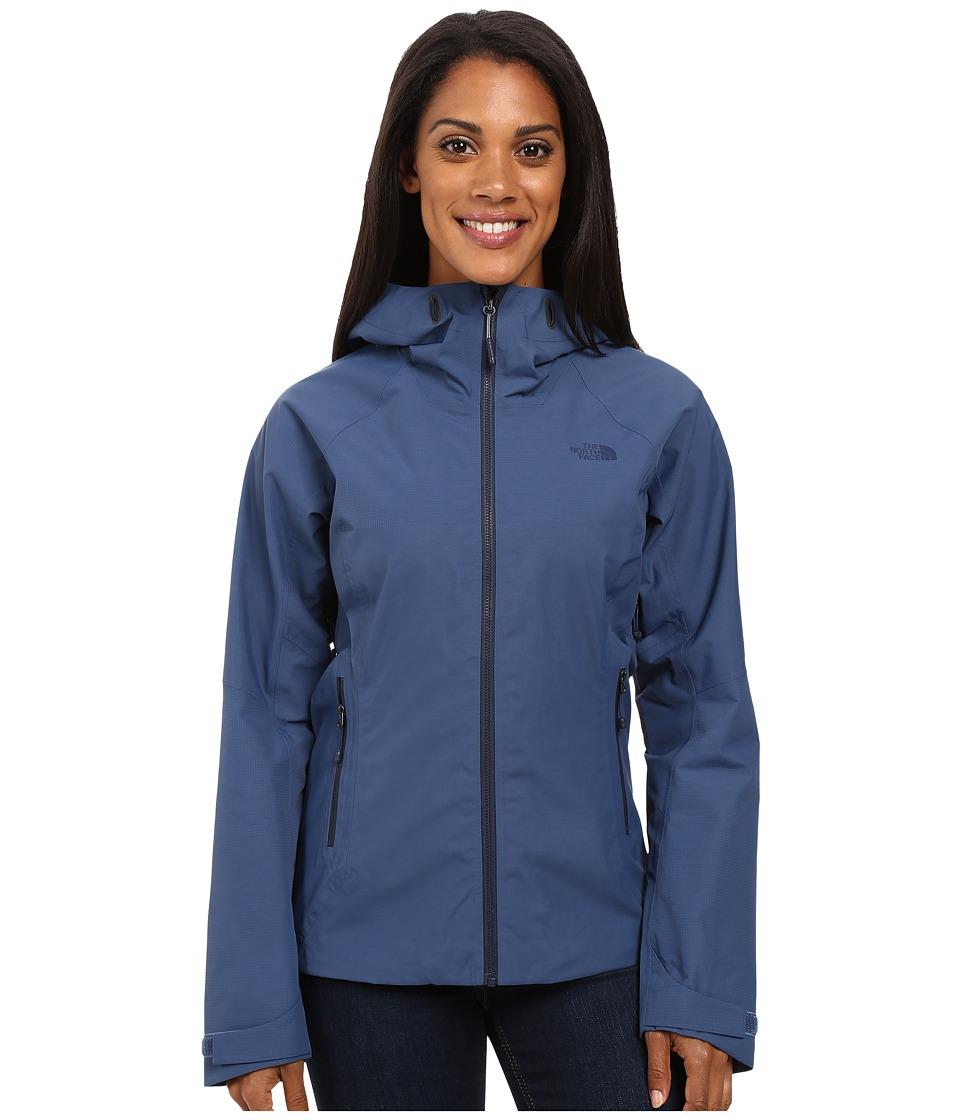 The North Face - FuseForm Apoc Jacket (Shady Blue Fuse) Women's Coat
