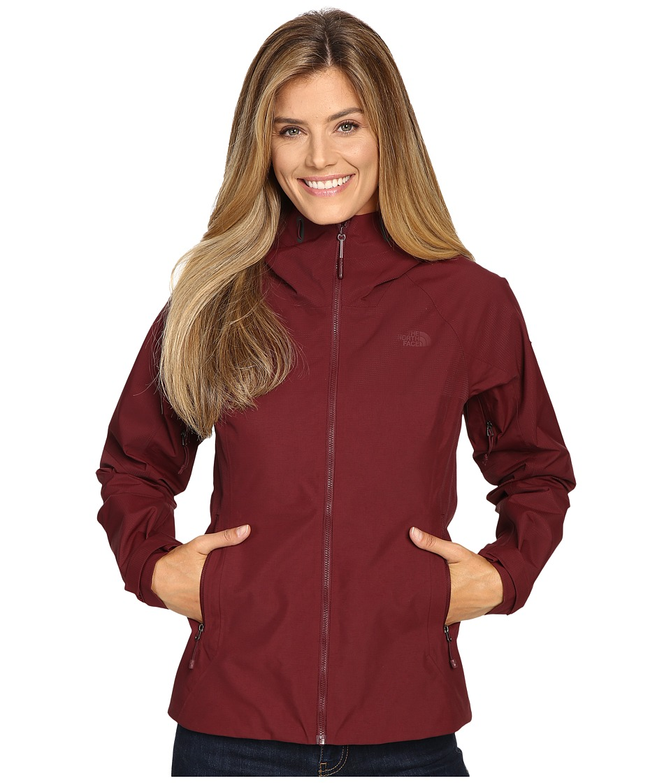 The North Face - FuseForm Apoc Jacket (Deep Garnet Red Fuse (Prior Season)) Women's Coat