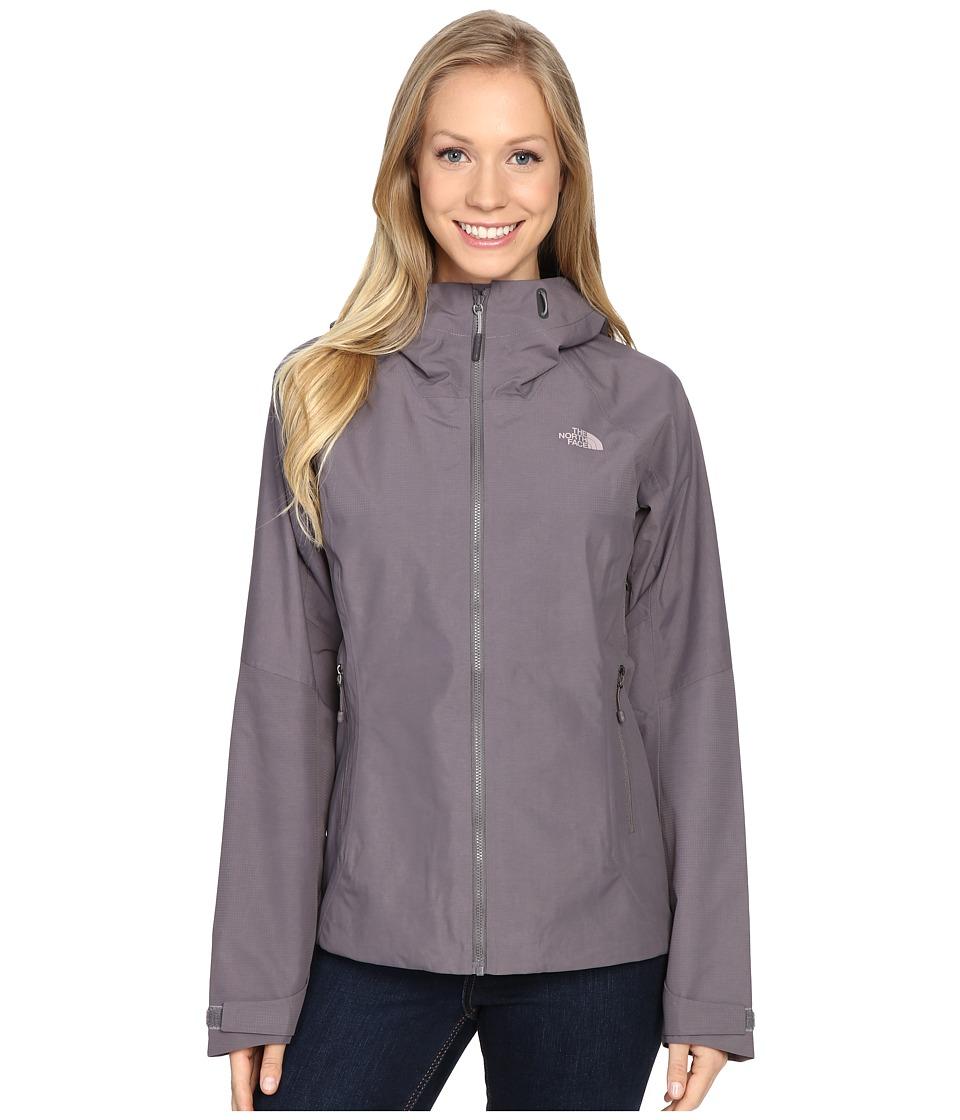 The North Face - FuseForm Apoc Jacket (Rabbit Grey Fuse) Women's Coat