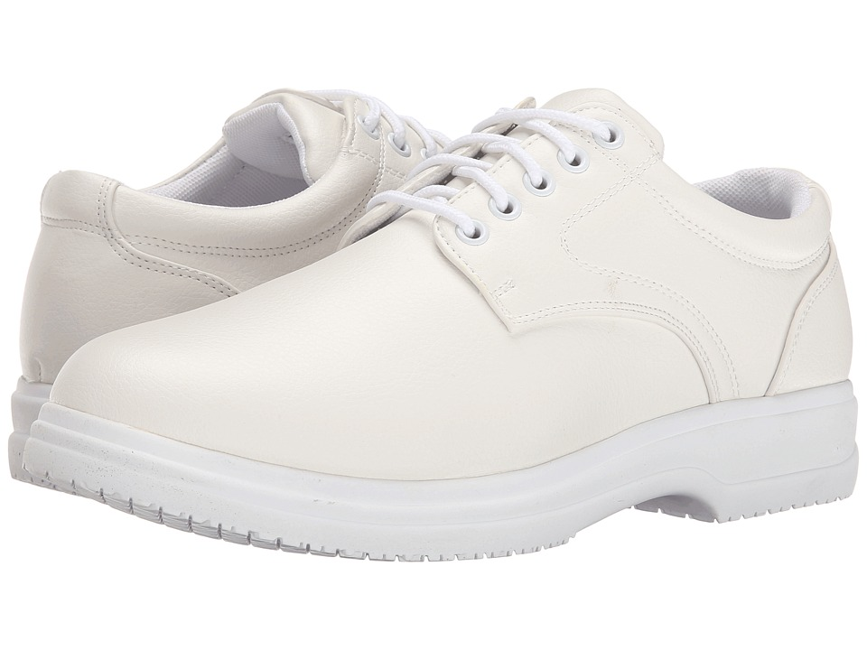 Deer Stags - Service (White) Men's Shoes