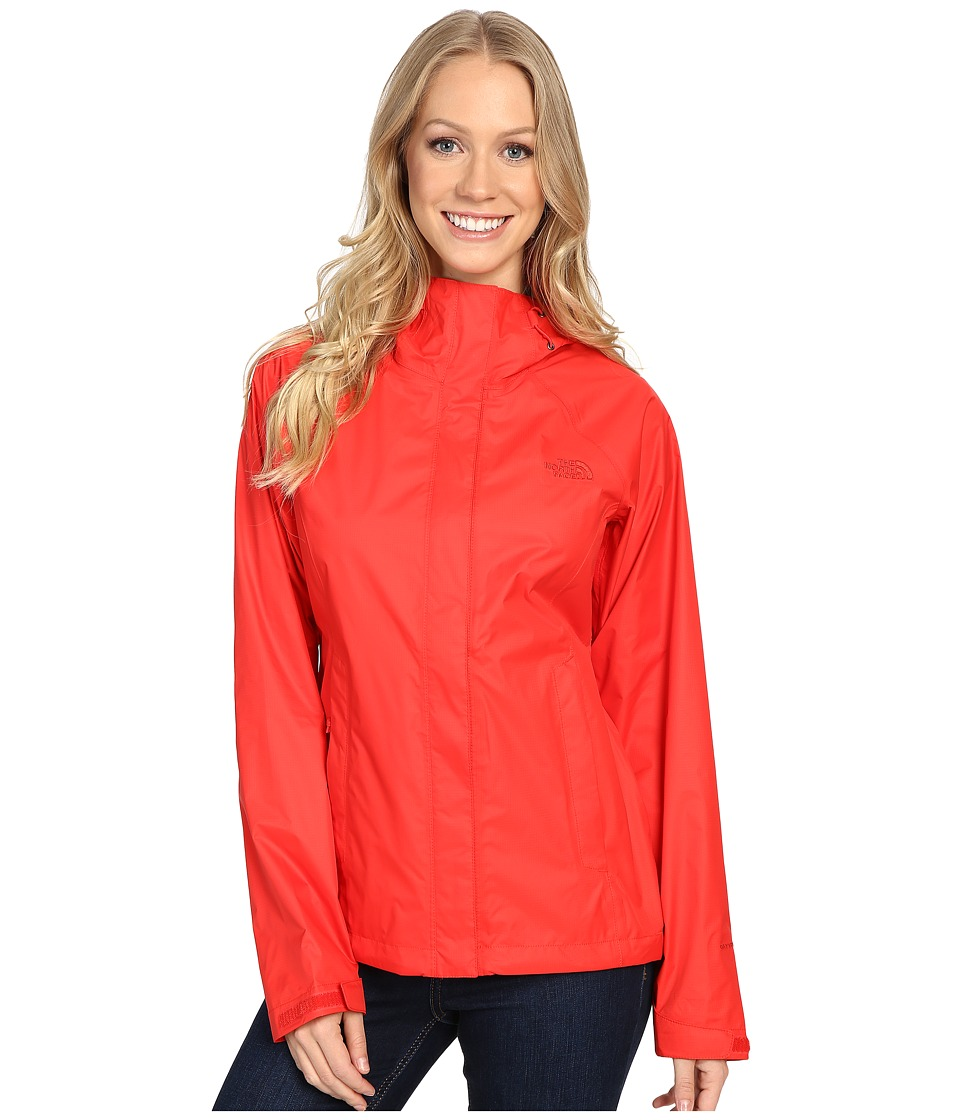 The North Face - Venture Jacket (High Risk Red) Women's Coat