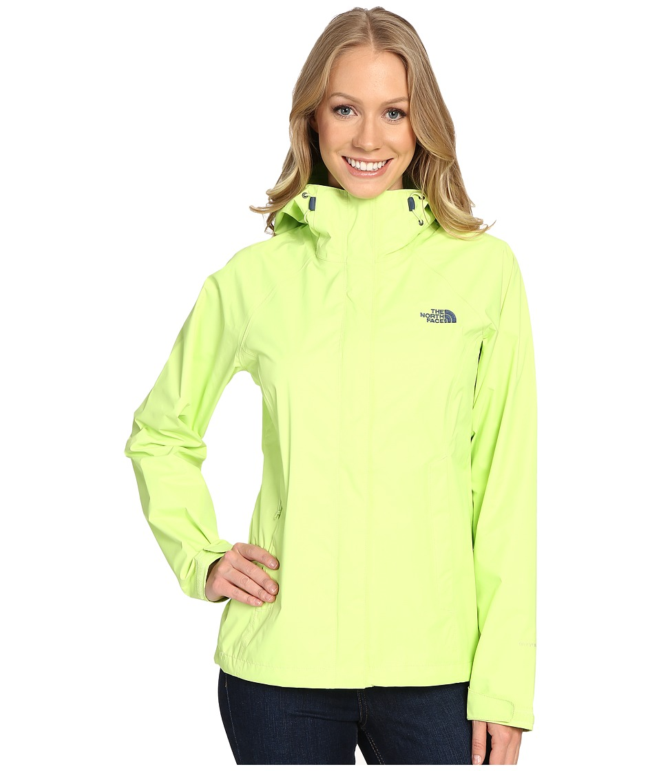 The North Face - Venture Jacket (Sharp Green) Women's Coat