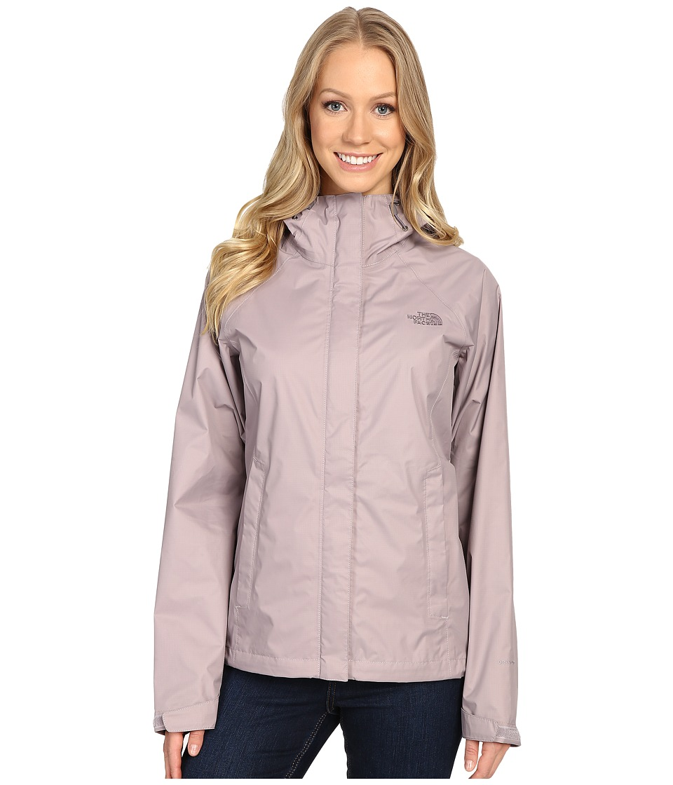 The North Face - Venture Jacket (Quail Grey) Women's Coat