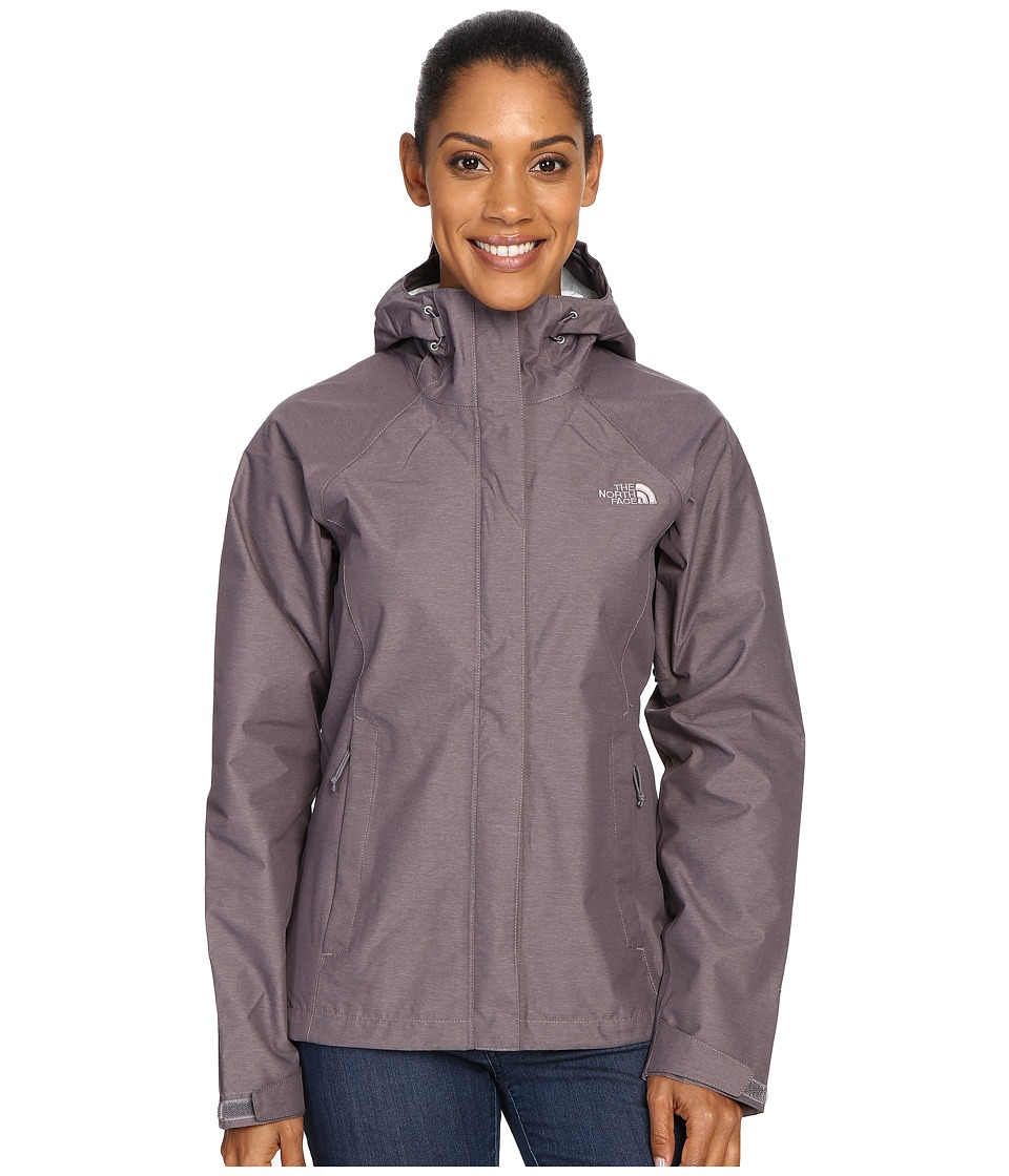 The North Face Venture Jacket (Rabbit Grey Heather) Women