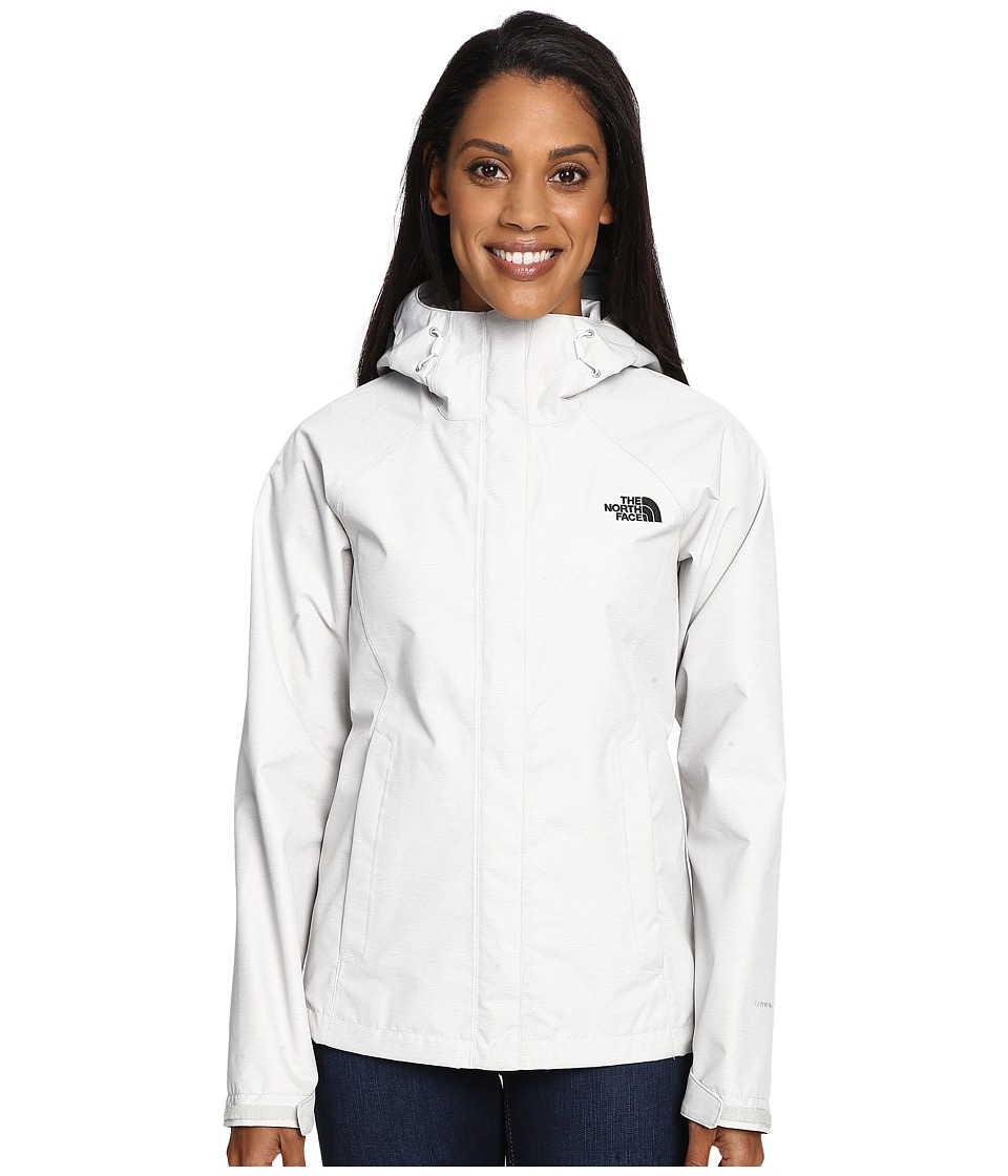 The North Face Venture Jacket (Lunar Ice Grey Heather) Women