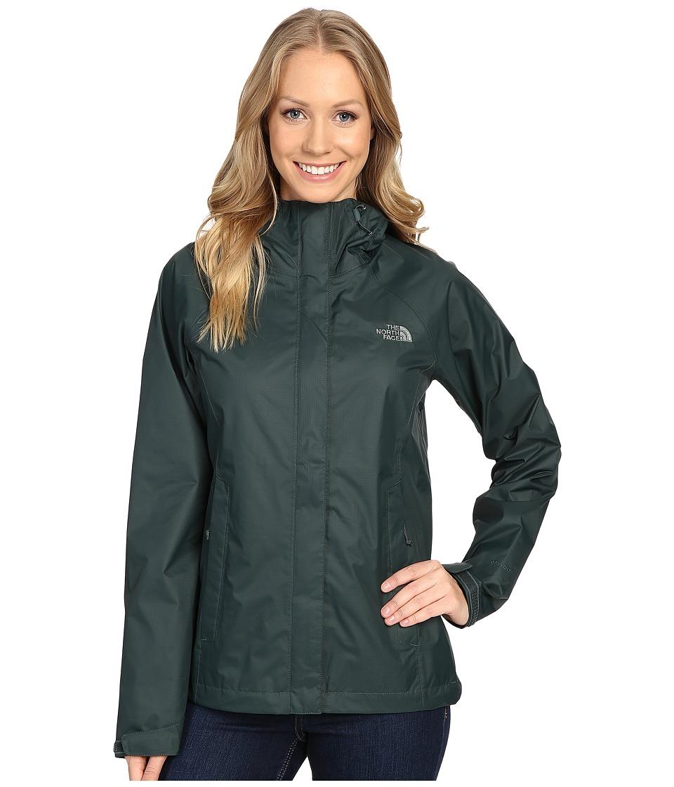 The North Face - Venture Jacket (Darkest Spruce) Women's Coat