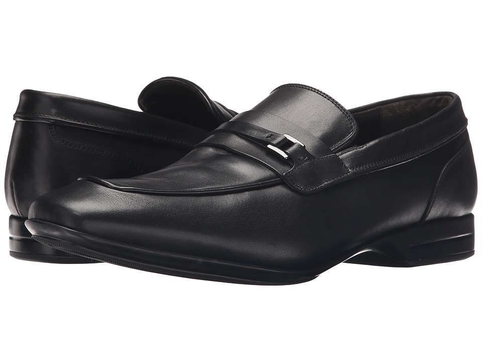 Bruno Magli - Piper (Black) Men's Shoes
