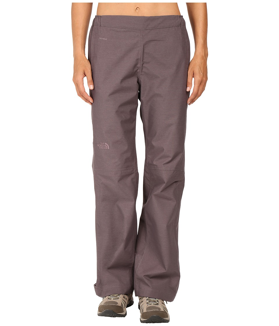 The North Face - Venture 1/2 Zip Pant (Rabbit Grey Heather (Prior Season)) Women's Casual Pants