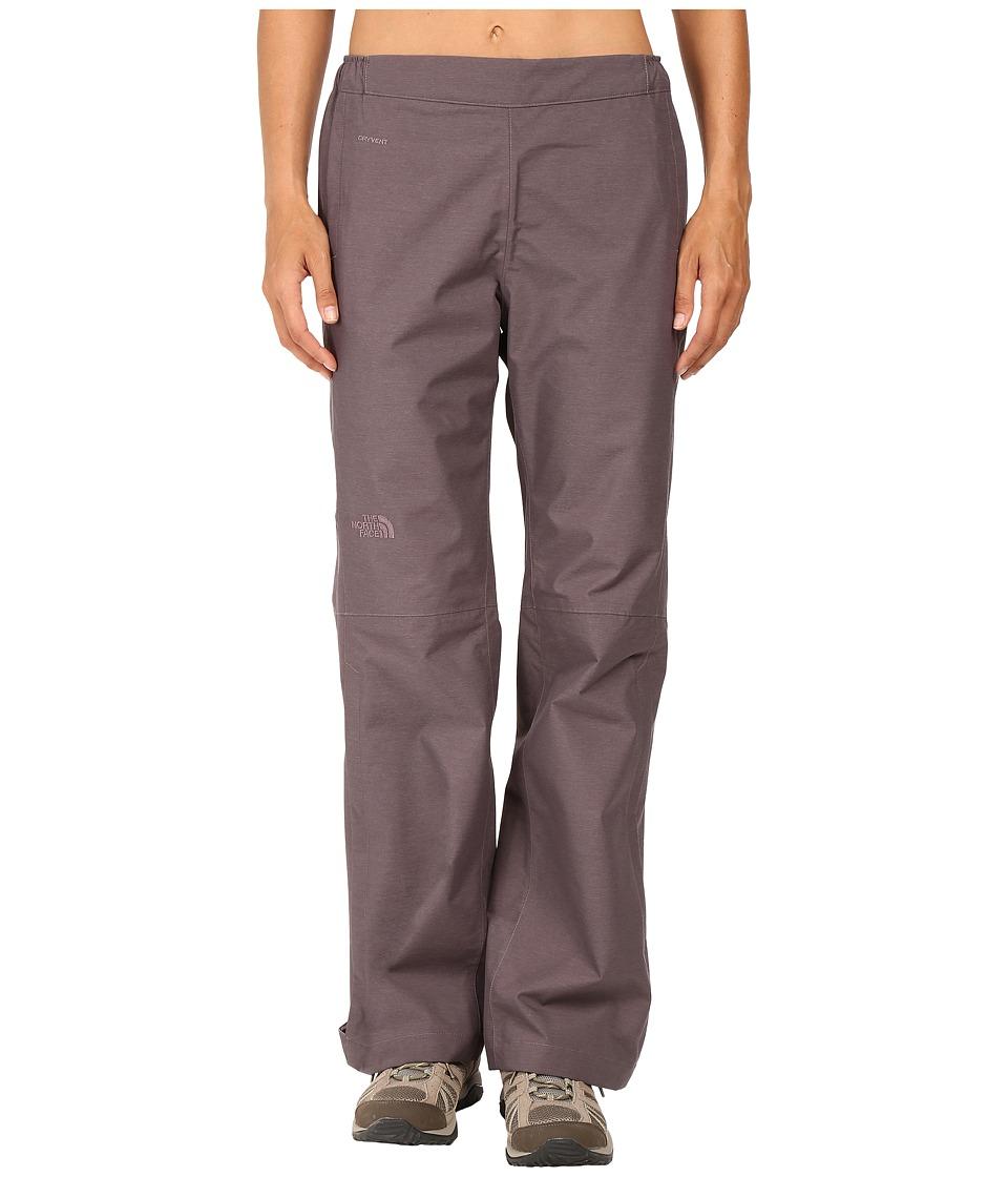 The North Face - Venture 1/2 Zip Pant (Rabbit Grey Heather (Prior Season)) Women's Casual Pants