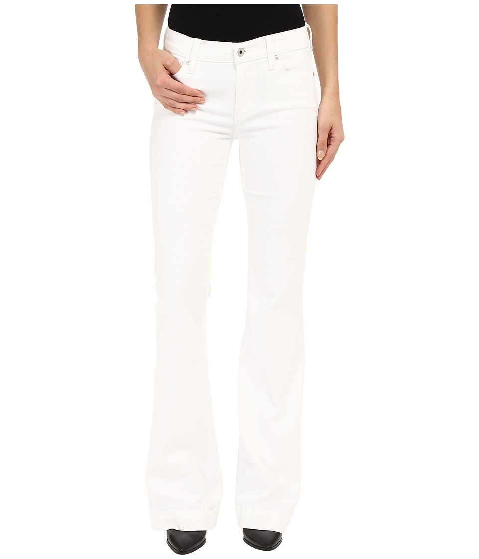 Lucky Brand - Brooke Flare in White Cap (White Cap) Women's Jeans