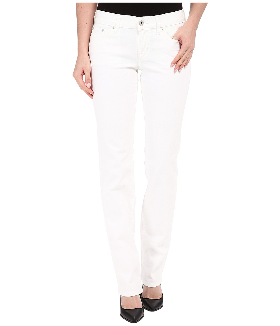 Lucky Brand - Sweet Straight in White Cap (White Cap) Women's Jeans