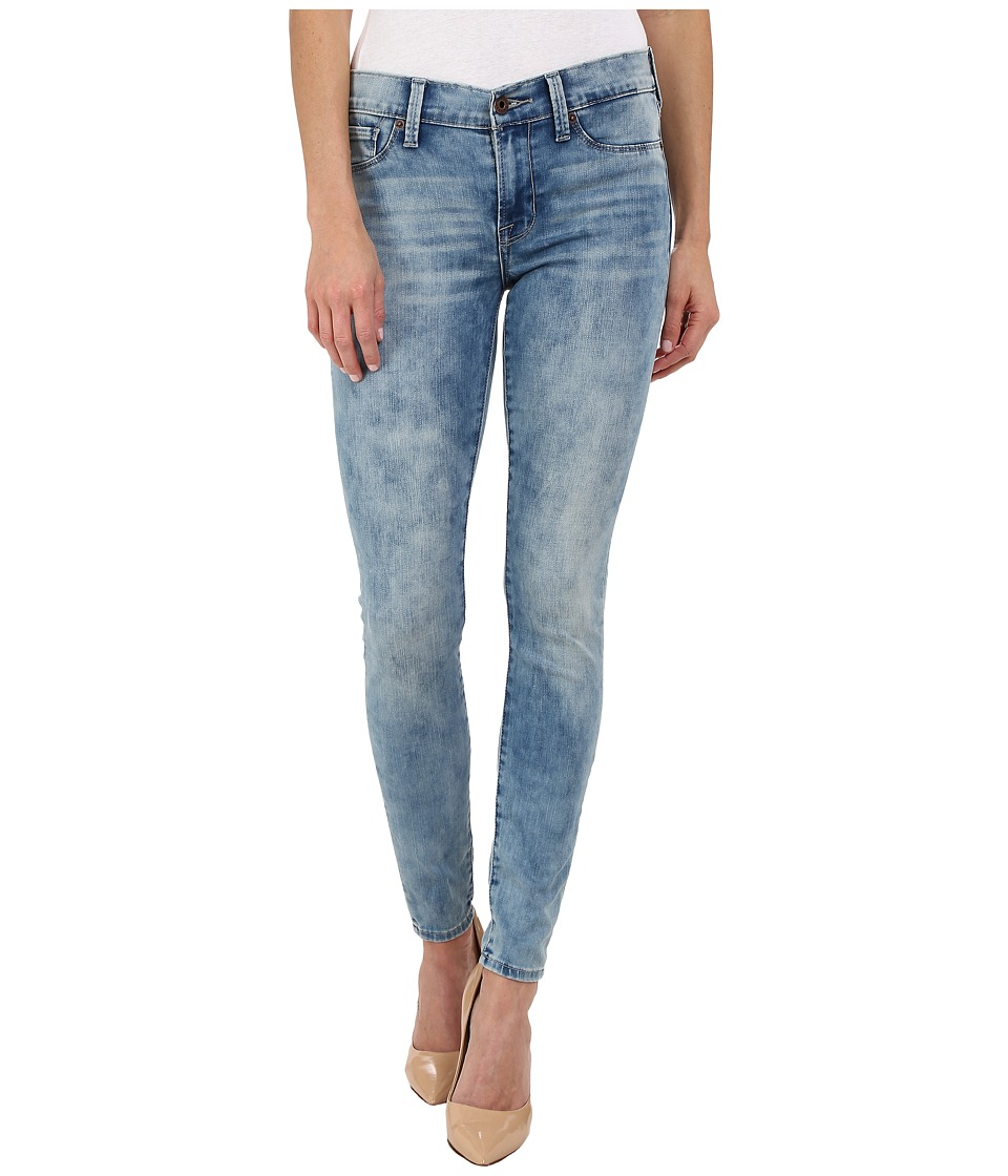 Lucky Brand - Brooke Legging Jeans in Beach Haven (Beach Haven) Women's Jeans