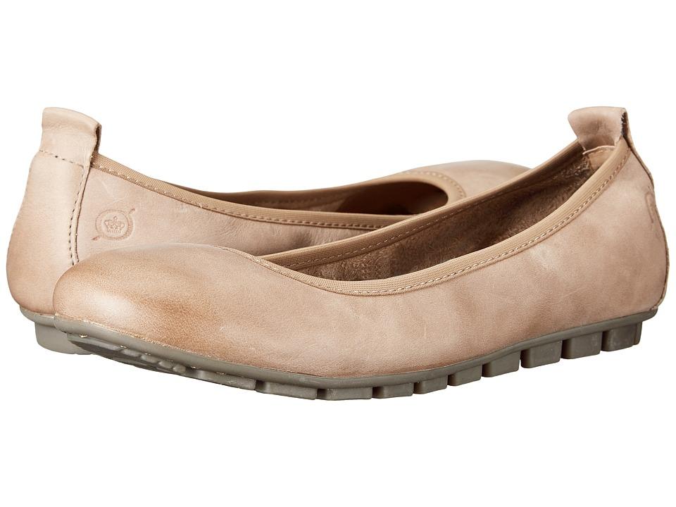 Born - Tami (Marmotta Full Grain Leather) Women's Slip on Shoes
