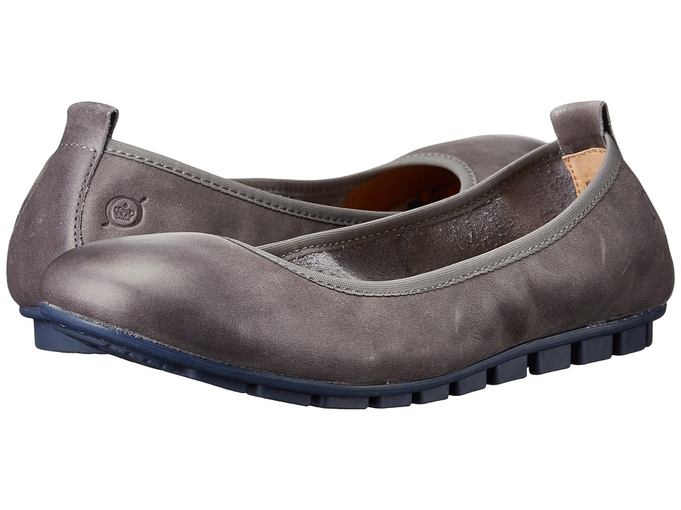 Born - Tami (Dove Full Grain Leather) Women's Shoes